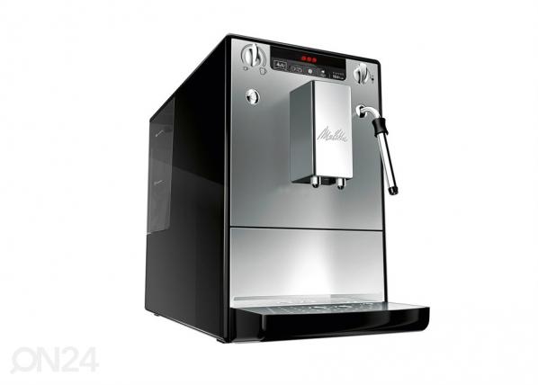 Kahvinkeitin MELITTA CAFFEO SOLO & MILK hopea EO-64360