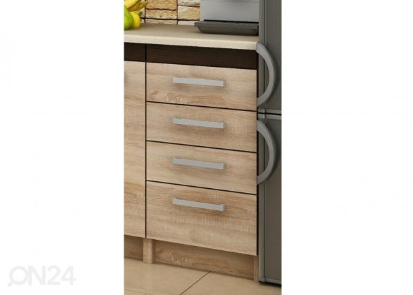 Keittiön alalaatikosto 40 cm TF-65785