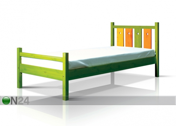 Sänky JUNIOR koivu 90x200 cm AW-66189