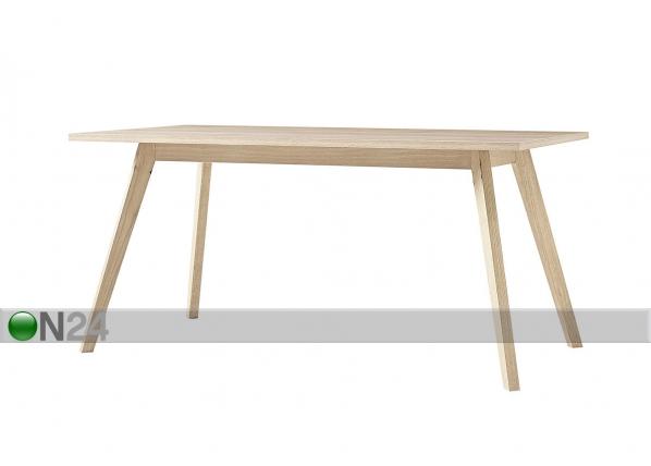 Pöytä OSLO 80x160 cm SM-66646