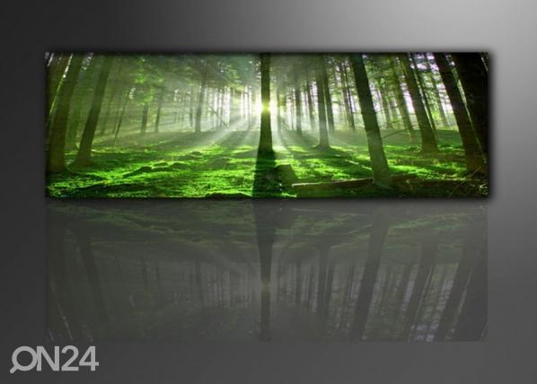 Seinätaulu METSÄ 120x40 cm ED-67537