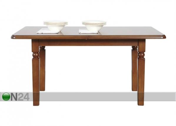 Jatkettava ruokapöytä TF-67589