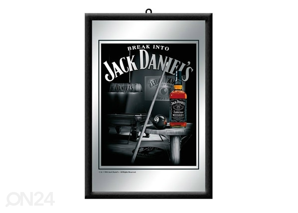 Retrotyylinen mainospeili BRAKE INTO JACK DANIELS SG-68170