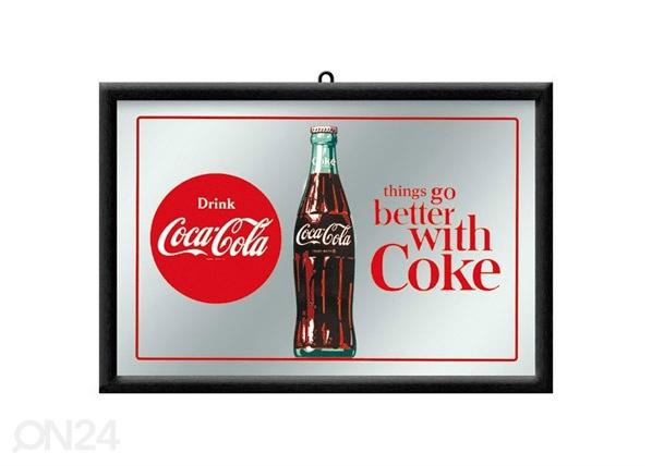 Retrotyylinen mainospeili DRINK COCA-COLA SG-68171