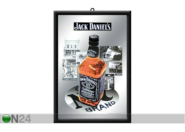Retrotyylinen mainospeili JACK DANIELS PULLO SG-68172