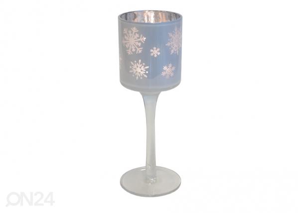 Kynttiläalusta HOPEAT KITEET ET-69028