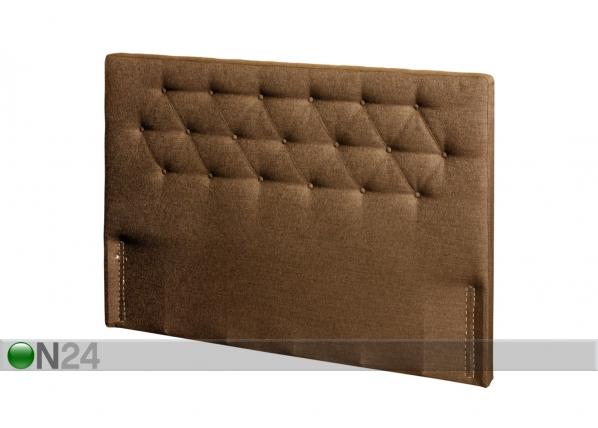 Kangasverhoiltu sängynpääty HARLEKIN FR-69417