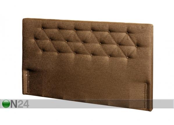 Kangasverhoiltu sängynpääty HARLEKIN FR-69440