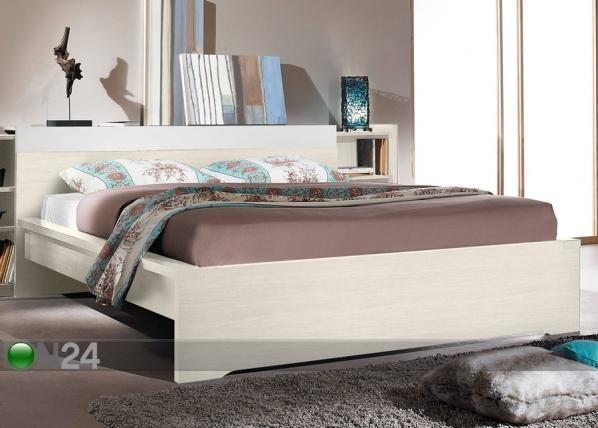 Sänky BROOKLYN valkoinen kirsikka MA-69892