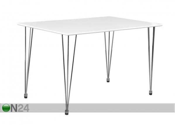 Ruokapöytä RINGO 120x72 cm TS-70574