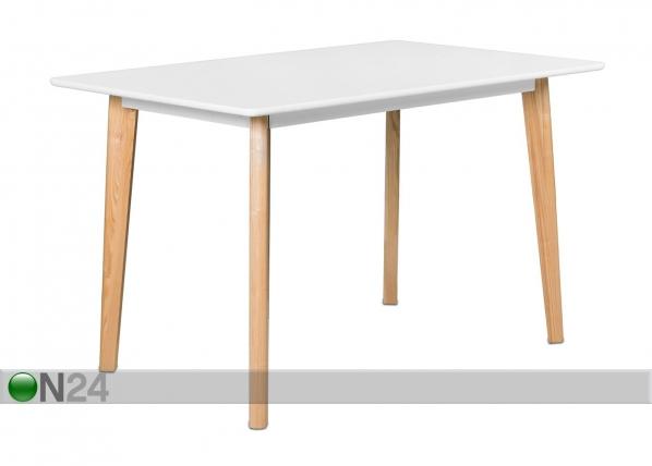 Ruokapöytä NOSTALGIA 80x120 cm TS-71191