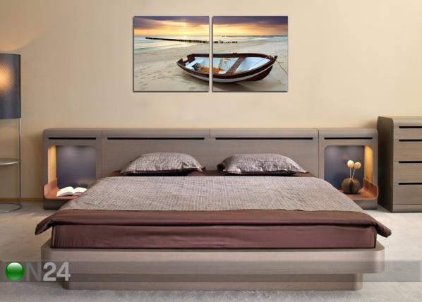 Seinätaulu BEACH 70x140 cm QA-72097