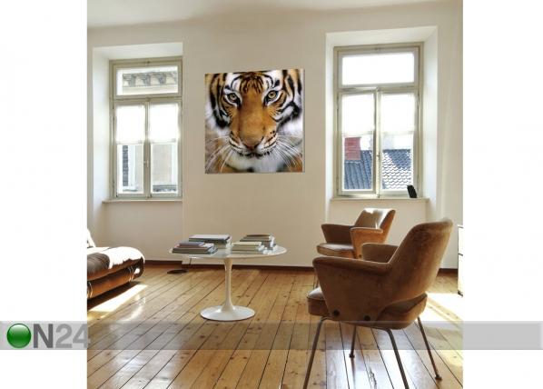 Seinätaulu TIGER 120x120 cm QA-72114