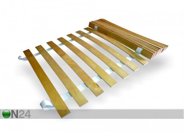 Sängynpohja, mänty 160x200 cm TF-72189