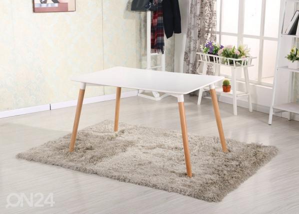 Ruokapöytä MAXIMUS 80x120 cm AQ-72703