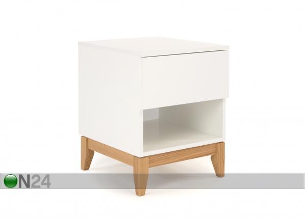 Yöpöytä BLANCO SIDE TABLE WO-73403