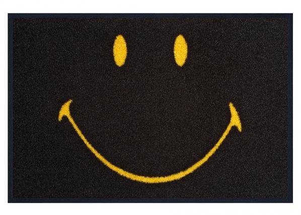 Matto SMILEY FACE POSITIVE 50x75 cm A5-73646
