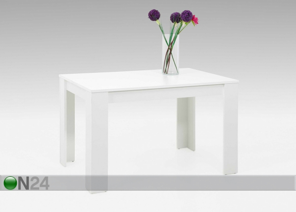 Ruokapöytä DORIS 80x120 cm SM-74090