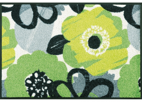 Matto BONITA GREEN 50x75 cm A5-74123