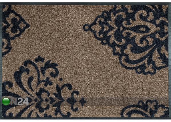 Matto LUCIA BROWN 50x75 cm A5-74172