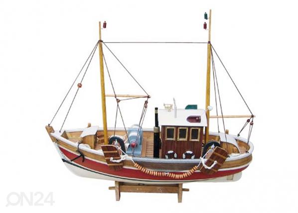 Laivan pienoismalli KUTTER WR-74207
