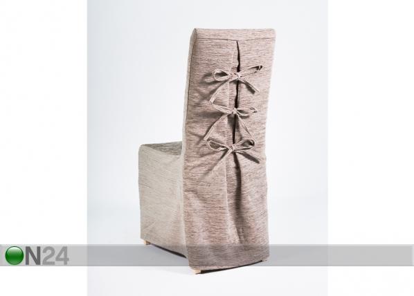 Tuoli irrotettavalla päällisellä KATARIINA VS-74275