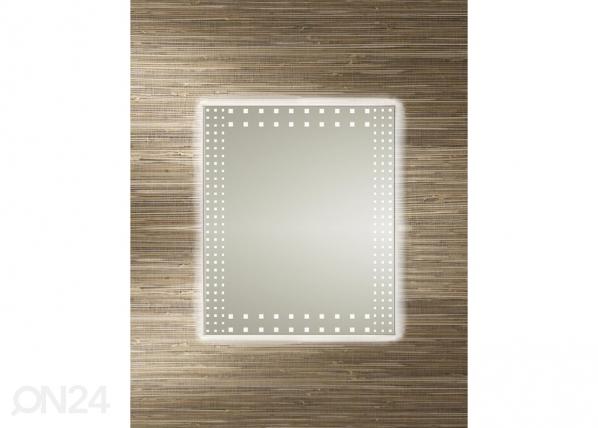 Peili ROCK LED 50x60 cm AD-74594