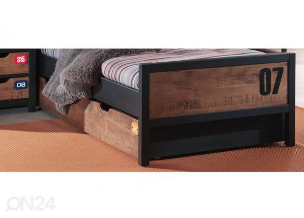 Vuodevaatelaatikko ALEX, mänty AQ-75157