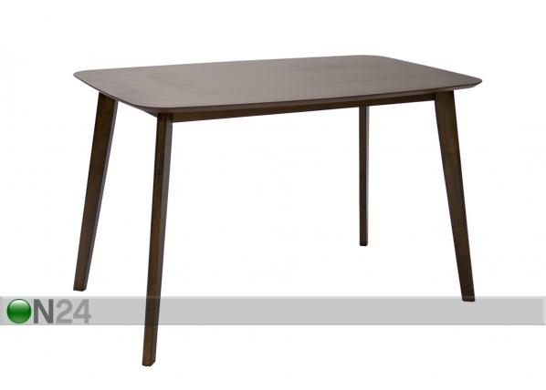 Ruokapöytä LUXY 75x120 cm EV-75238