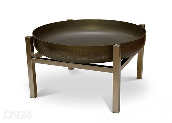 Design tulisija CRATE Ø 79 cm SG-75526