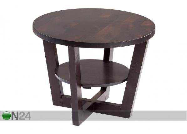 Sohvapöytä MARI, koivu Ø 57 cm VL-75684