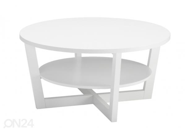 Sohvapöytä MARI, koivu Ø 78 cm VL-75688