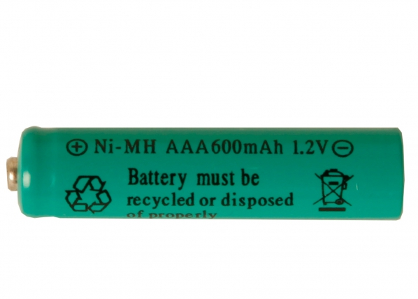 Aurinkoenergialla ladattava Ni-MH akku AAA 1,2 V AA-75928