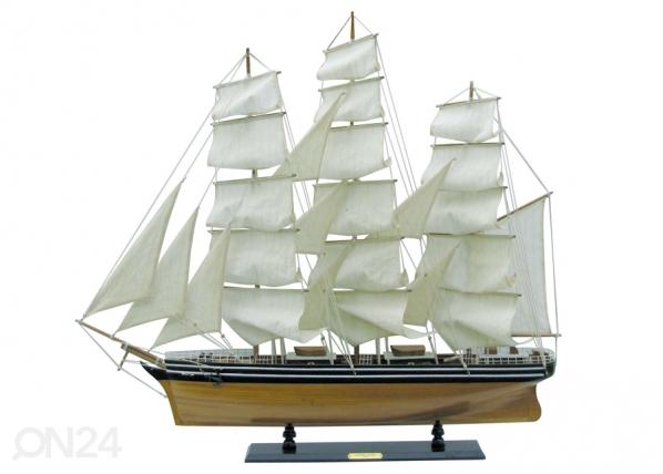 Purjelaivan pienoismalli CUTTY SHARK WR-75939