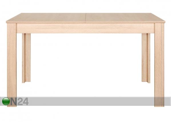 Jatkettava ruokapöytä 82x135-185 cm TF-77185