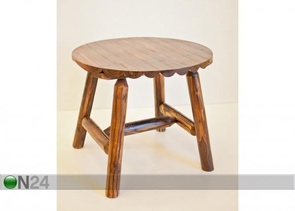 Puinen puutarhapöytä BONITO SI-77557