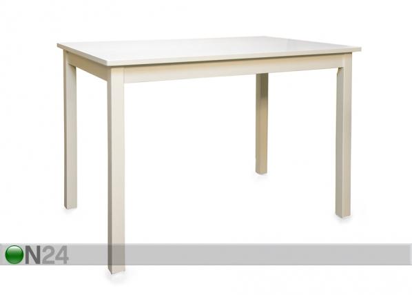 Ruokapöytä LORETA 75x110 cm GO-79397
