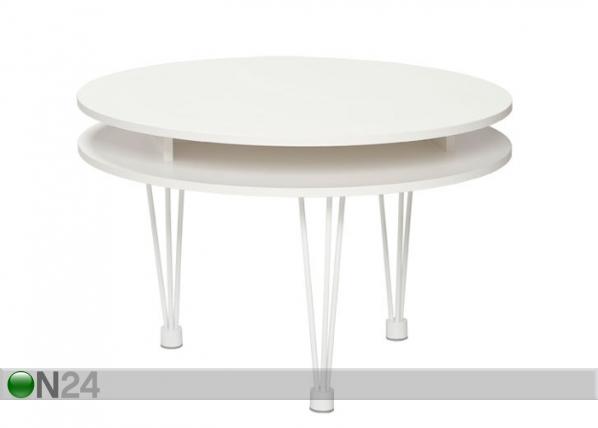 Sohvapöytä Luna 1 Ø80 cm HP-79486