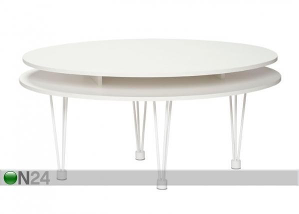 Sohvapöytä Luna 2 110x80 cm HP-79493