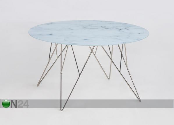 Sohvapöytä PRUNUS Ø 80 cm CM-79549