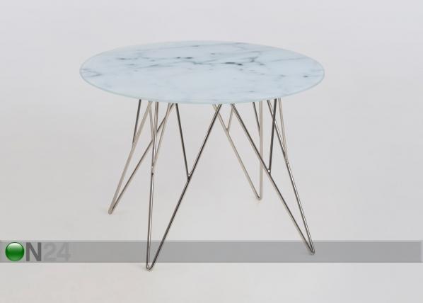 Sohvapöytä PRUNUS Ø 55 cm CM-79550