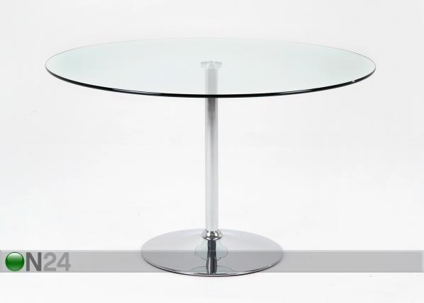 Ruokapöytä BECKY Ø 100 cm CM-79659