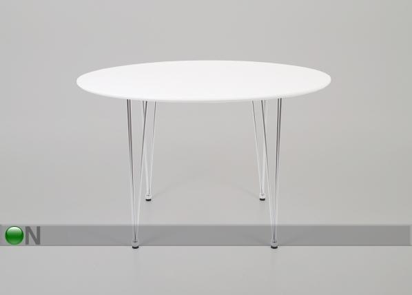 Ruokapöytä LENE Ø 100 cm CM-79686