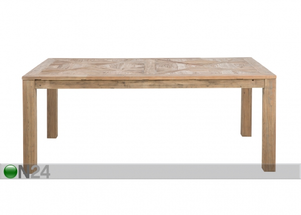 Ruokapöytä MIMOSA 105x200 cm CM-79709