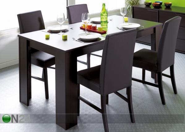 Ruokapöytä KARAN 88x160 cm MA-79731