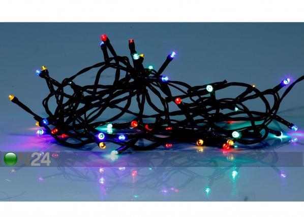 Valoketju ulkotiloihin LED 80 AA-79739
