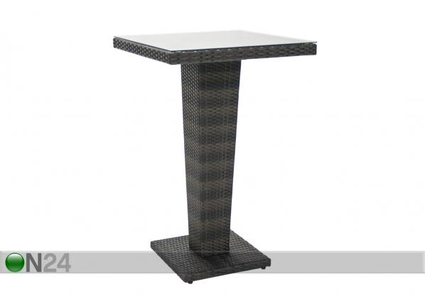 Baaripöytä WICKER EV-79890