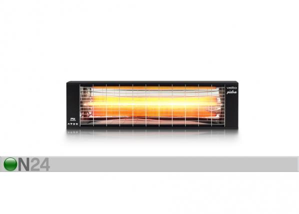 Lämpölamppu VEITO PIETRA 2500 AX-80400