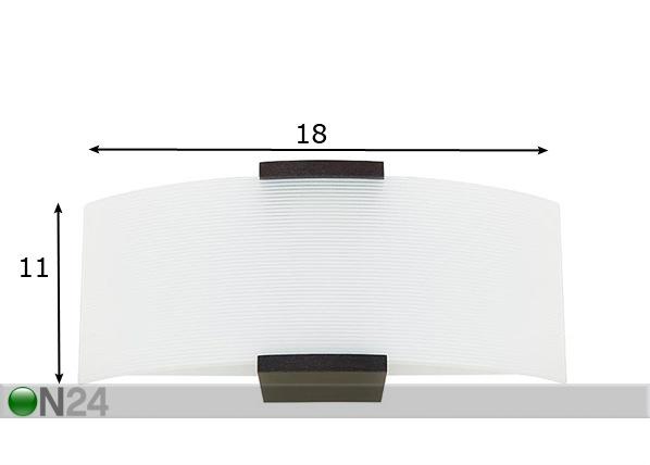 Seinävalaisin KIWI AA-80467