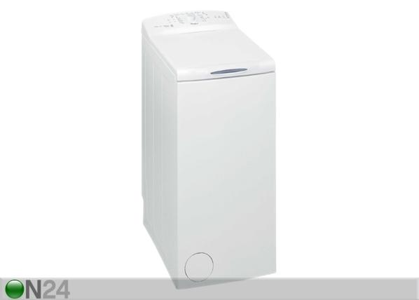 Päältä täytettävä pyykinpesukone WHIRLPOOL AWE66610 EL-80928